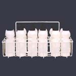 12 bottle Wire Bottle Carrier
