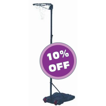 Freestanding height adjustable lightweight portable stand. Normally $140.<BR>