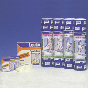Leuko Rigid Premium Strapping Tape - Flesh